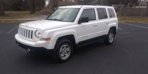 2014 Jeep Patriot for sale at Eddie's Auto Sales in Jeffersonville IN