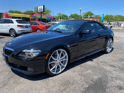 2008 BMW 6 Series for sale at BWK of Columbia in Columbia SC