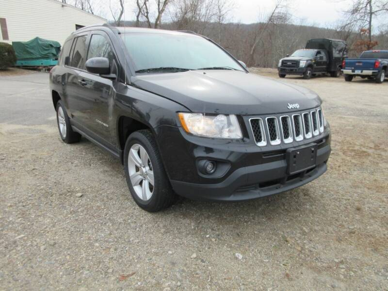 2012 Jeep Compass for sale at ABC AUTO LLC in Willimantic CT