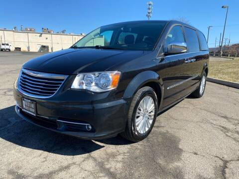2016 Chrysler Town and Country for sale at Pristine Auto Group in Bloomfield NJ