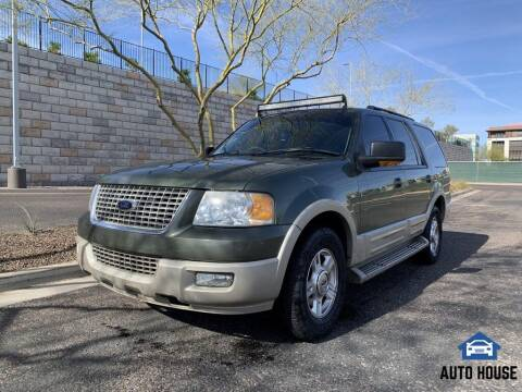 2005 Ford Expedition for sale at AUTO HOUSE TEMPE in Tempe AZ