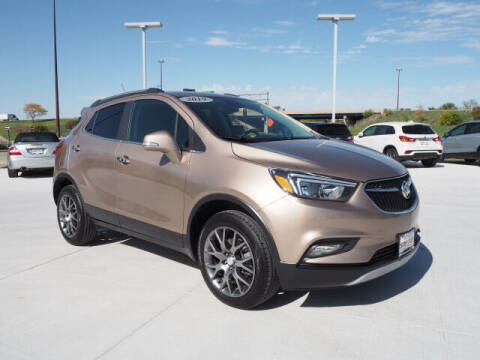 2019 Buick Encore for sale at SIMOTES MOTORS in Minooka IL