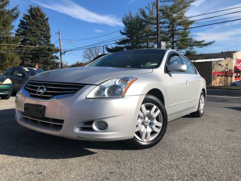 2011 Nissan Altima for sale at Keystone Auto Center LLC in Allentown PA