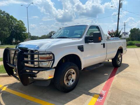 2009 Ford F-250 Super Duty for sale at Russell Brothers Auto Sales in Tyler TX
