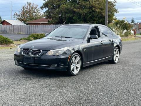 2008 BMW 5 Series for sale at Baboor Auto Sales in Lakewood WA