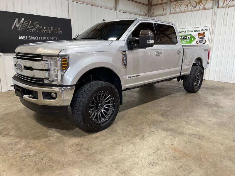 2019 Ford F-250 Super Duty for sale at Mel's Motors in Nixa MO