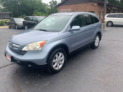 2008 Honda CR-V for sale at Superior Used Cars Inc in Cuyahoga Falls OH
