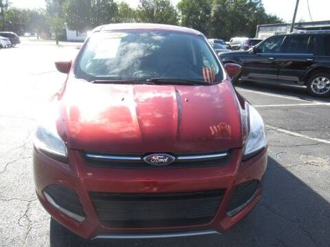 2014 Ford Escape for sale at Maluda Auto Sales in Valdosta GA