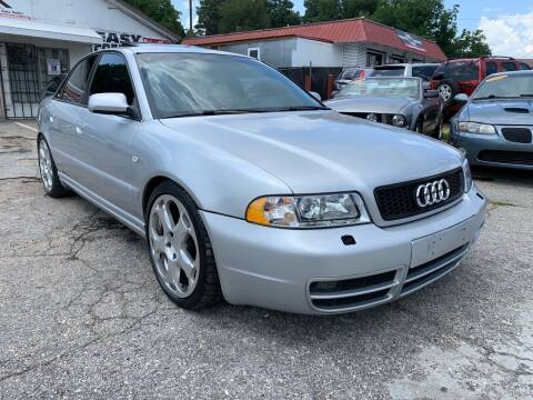 2000 Audi S4 for sale at SR Motors Inc in Gainesville GA
