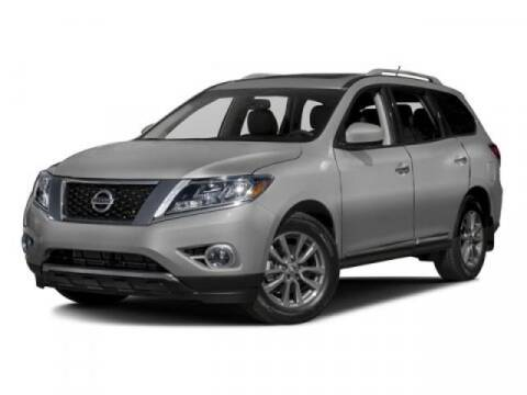 2016 Nissan Pathfinder for sale at SPRINGFIELD ACURA in Springfield NJ