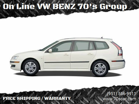 2006 Saab 9-3 for sale at On Line VW BENZ 70's Group in Warehouse CA