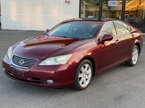 2007 Lexus ES 350 for sale at MAGIC AUTO SALES in Little Ferry NJ