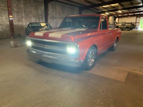 1969 Chevrolet C/K 10 Series for sale at American Classic Car Sales in Sarasota FL