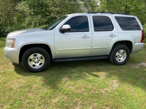 2011 Chevrolet Tahoe for sale at Expressway Auto Auction in Howard City MI