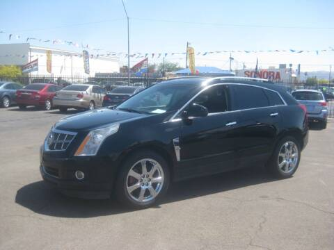 2010 Cadillac SRX for sale at Town and Country Motors - 1702 East Van Buren Street in Phoenix AZ
