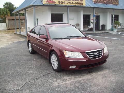 2010 Hyundai Sonata for sale at LONGSTREET AUTO in Saint Augustine FL