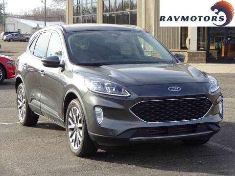 2020 Ford Escape for sale at RAVMOTORS 2 in Crystal MN