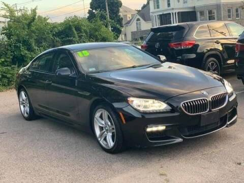 2015 BMW 6 Series for sale at Tonny's Auto Sales Inc. in Brockton MA