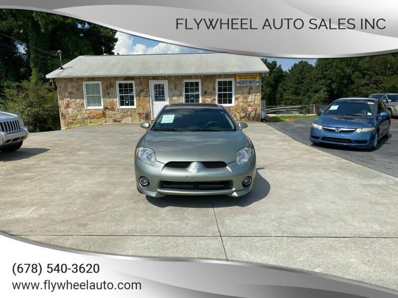 2008 Mitsubishi Eclipse for sale at Flywheel Auto Sales Inc in Woodstock GA