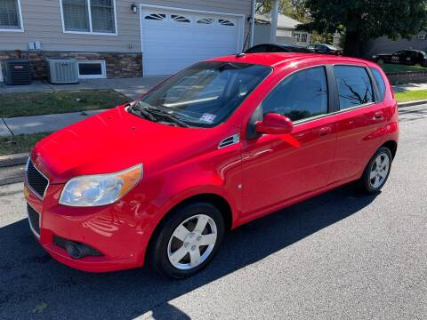 2009 Chevrolet Aveo for sale at Jordan Auto Group in Paterson NJ