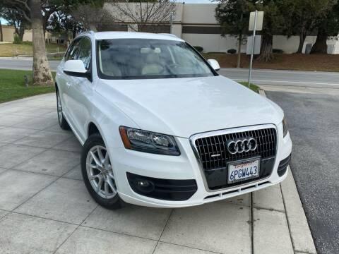 2011 Audi Q5 for sale at Top Motors in San Jose CA
