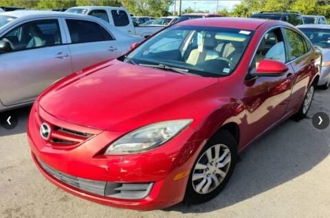 2013 Mazda MAZDA6 for sale at JacksonvilleMotorMall.com in Jacksonville FL