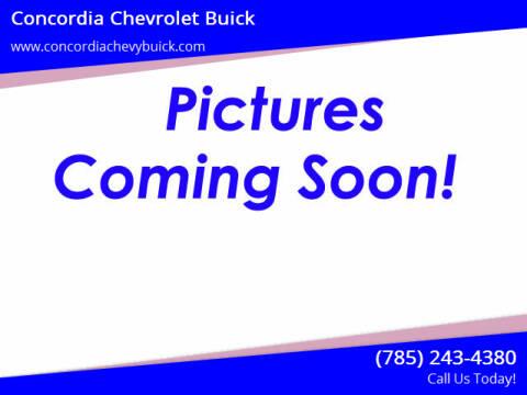 2017 GMC Terrain for sale at Concordia Chevrolet Buick in Concordia KS