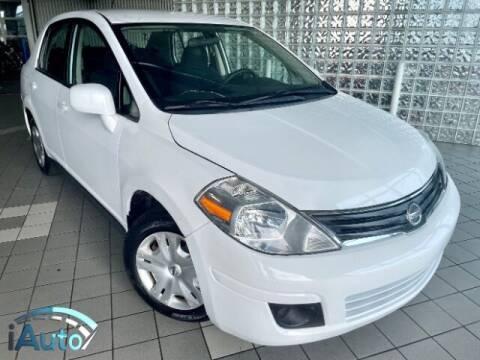 2010 Nissan Versa for sale at iAuto in Cincinnati OH