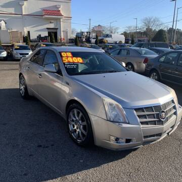 2008 Cadillac CTS for sale at Auto Bella Inc. in Clayton NC