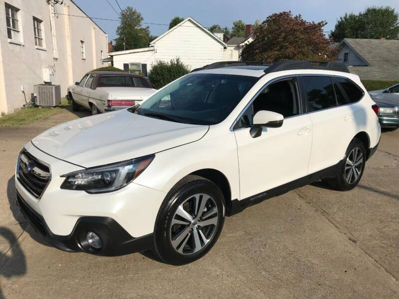 2019 Subaru Outback for sale at DALE'S PREOWNED AUTO SALES INC in Moundsville WV