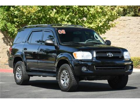 2006 Toyota Sequoia for sale at A-1 Auto Wholesale in Sacramento CA