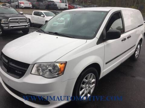 2014 RAM C/V for sale at J & M Automotive in Naugatuck CT