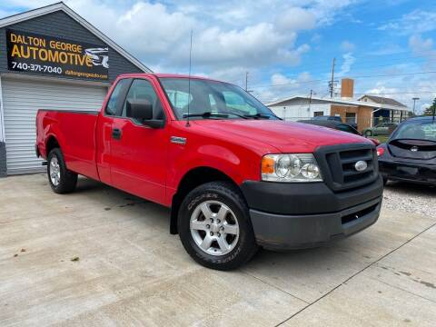 2008 Ford F-150 for sale at Dalton George Automotive in Marietta OH