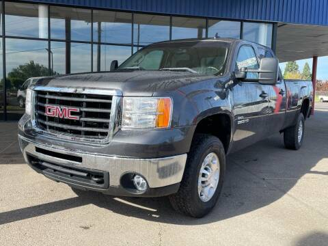 2010 GMC Sierra 3500HD for sale at South Commercial Auto Sales in Salem OR
