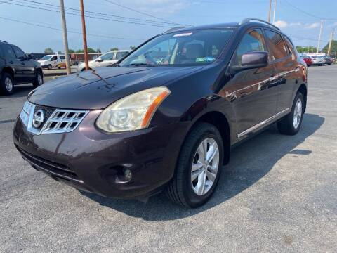 2012 Nissan Rogue for sale at Clear Choice Auto Sales in Mechanicsburg PA