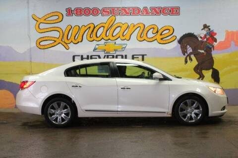 2010 Buick LaCrosse for sale at Sundance Chevrolet in Grand Ledge MI