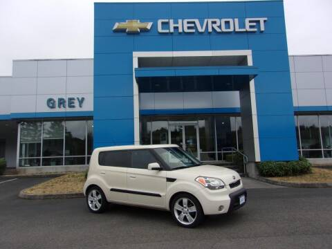 2010 Kia Soul for sale at Grey Chevrolet, Inc. in Port Orchard WA