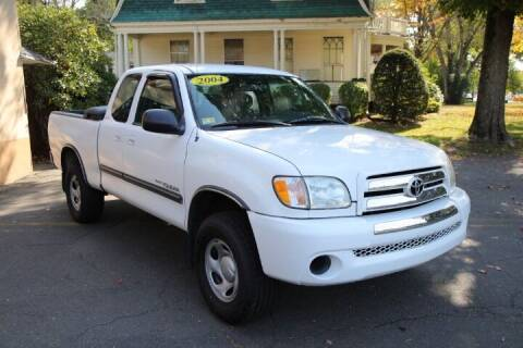 2004 Toyota Tundra for sale at FENTON AUTO SALES in Westfield MA