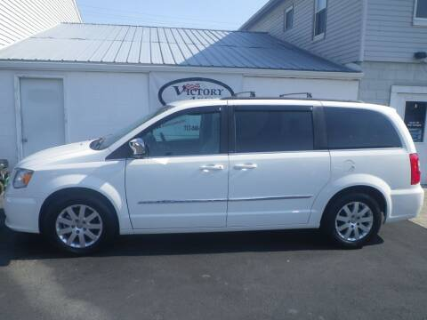 2011 Chrysler Town and Country for sale at VICTORY AUTO in Lewistown PA