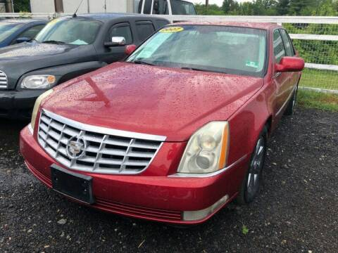 2007 Cadillac DTS for sale at Wilson Investments LLC in Ewing NJ