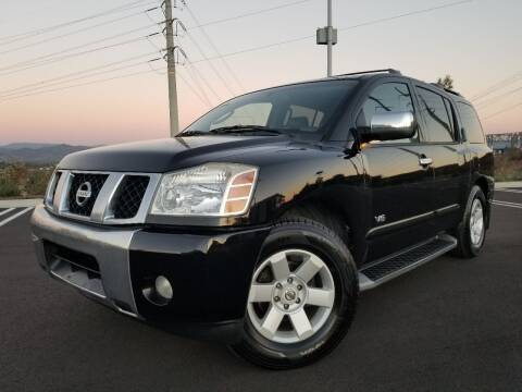 2005 Nissan Armada for sale at San Diego Auto Solutions in Escondido CA