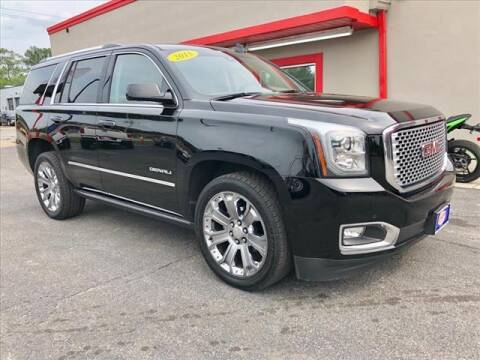 2015 GMC Yukon for sale at Richardson Sales & Service in Highland IN