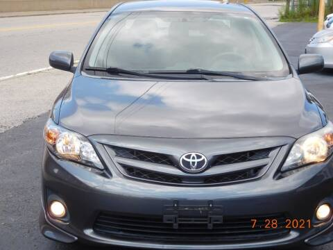 2012 Toyota Corolla for sale at Southbridge Street Auto Sales in Worcester MA