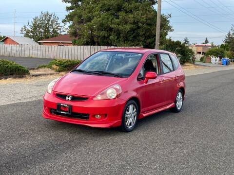 2008 Honda Fit for sale at Baboor Auto Sales in Lakewood WA