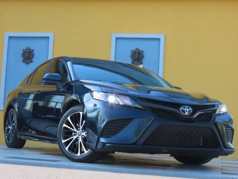 2019 Toyota Camry for sale at Paradise Motor Sports LLC in Lexington KY