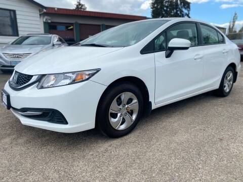 2014 Honda Civic for sale at Universal Auto INC in Salem OR