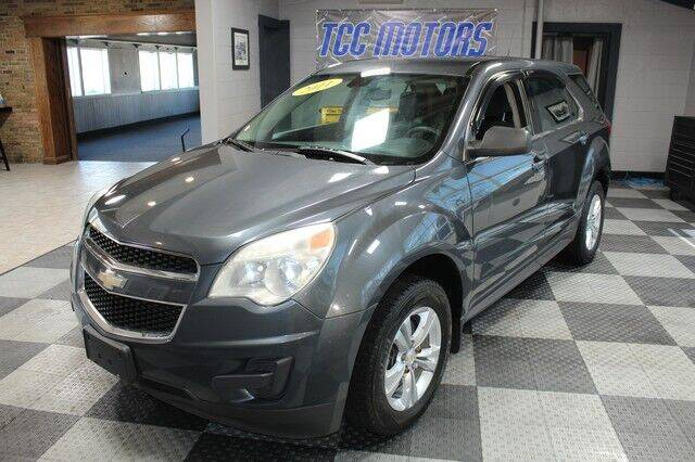2011 Chevrolet Equinox for sale at TCC Motors in Farmington Hills MI