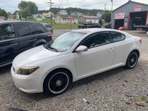 2006 Scion tC for sale at Trocci's Auto Sales in West Pittsburg PA