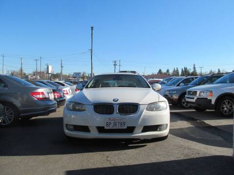 2010 BMW 3 Series for sale at Dealer Finance Auto Center LLC in Sacramento CA