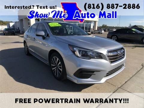 2018 Subaru Legacy for sale at Show Me Auto Mall in Harrisonville MO